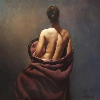 Pintura de Desnudo