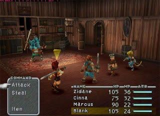 Battle Final Fantasy IX PS1