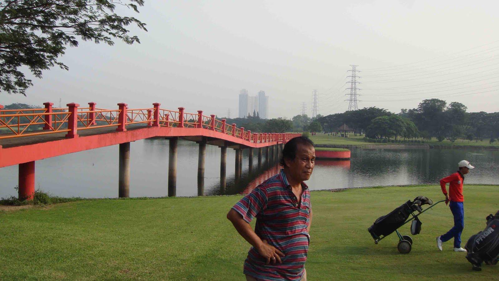 Golf Bandar Kemayoran Golf Dari Satu Lapangan Ke Lapangan Lain