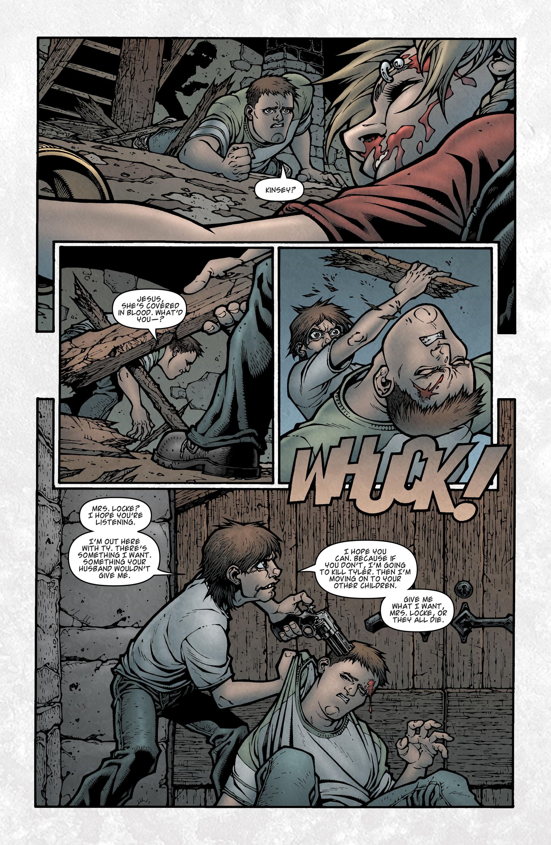 Locke & Key (2008) Issue #5 #5 - English 23