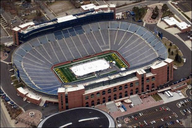 Michigan Stadium - Ann Arbor, Michigan