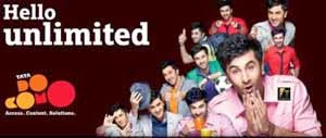 Tata Docomo offer Unlimited Local and STD Calls to any Network For Postpay