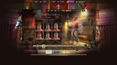 новый проект Gladiators Online