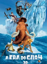 Assistir Filme Online Era do Gelo 4 Dublado
