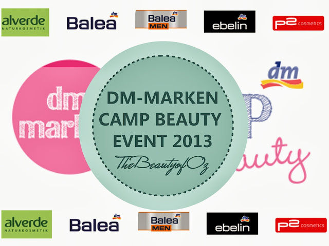 dm-Marken Camp Beauty Barcamp 2013