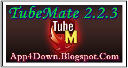 tubemate downloader 2 2 3 for android apk setup update app4downloads