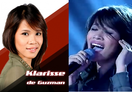 Klarisse de Guzman Picks Former Rival Sarah Geronimo as Coach in The Voice of the Philippines