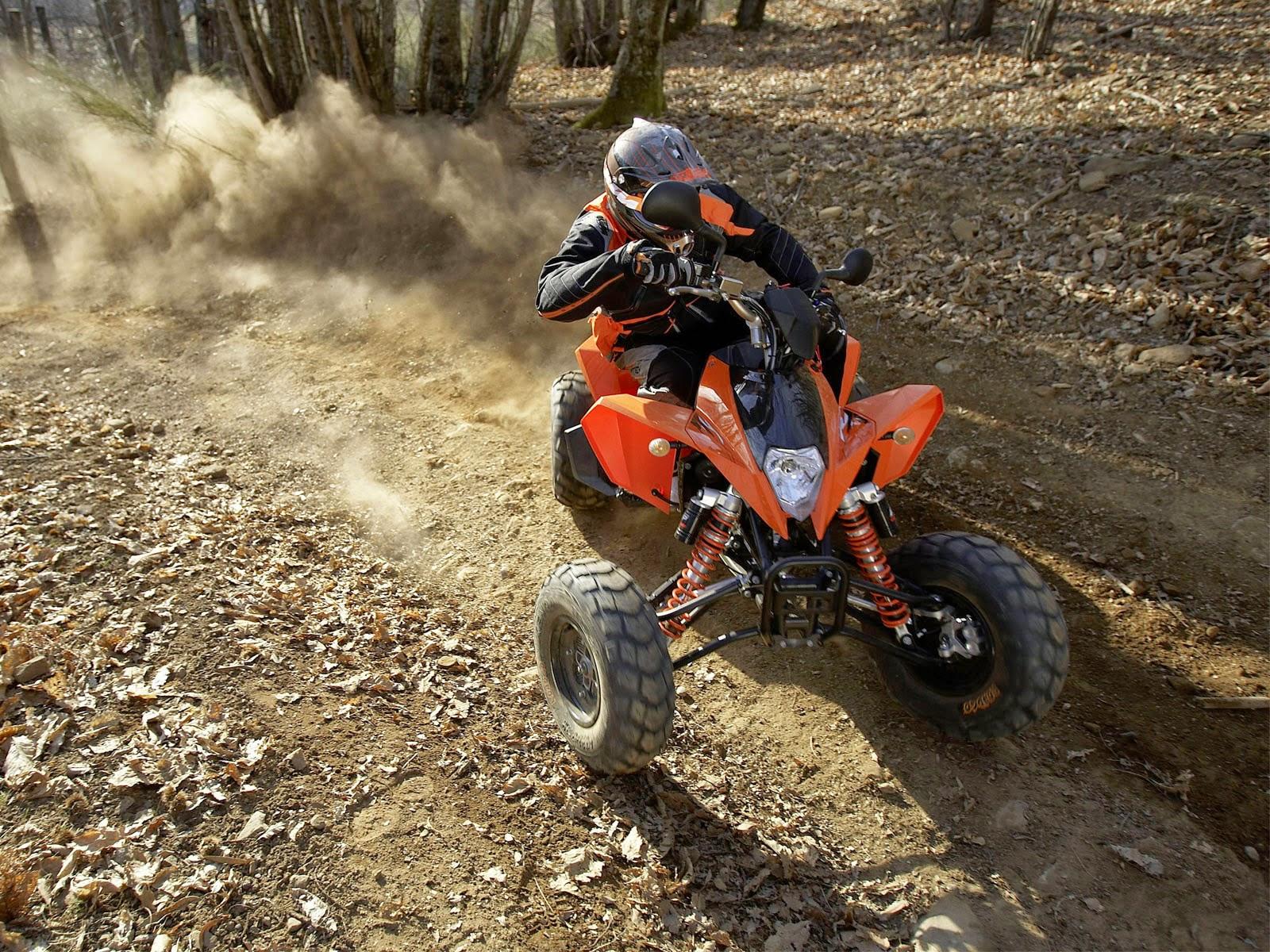 KTM 450 XC ATV Bikes Gallery