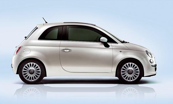 Fiat has come