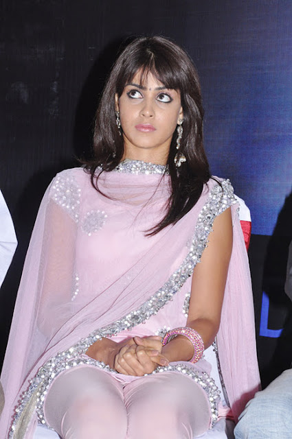 16 Hot Pics of Genelia D'Souza in beautiful Indian dress ...