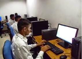 State of art computer lab at OTA