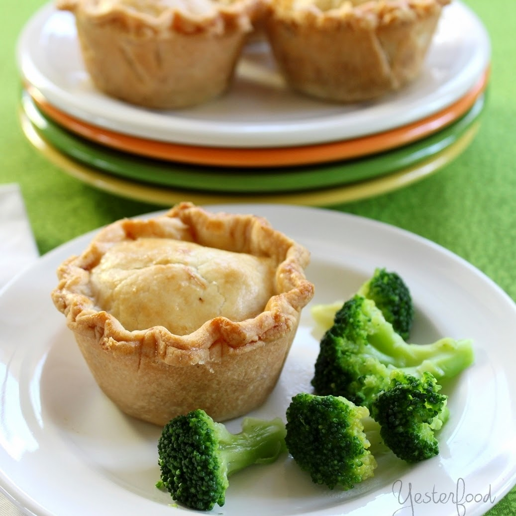 Besides being a delicious recipe for beef pot pie,