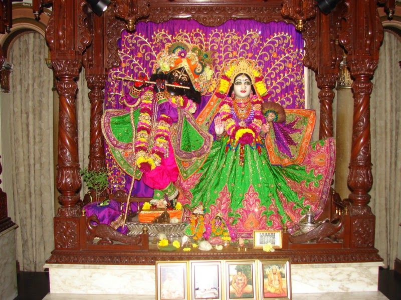 ISKCON Temple Detroit (MI), USA