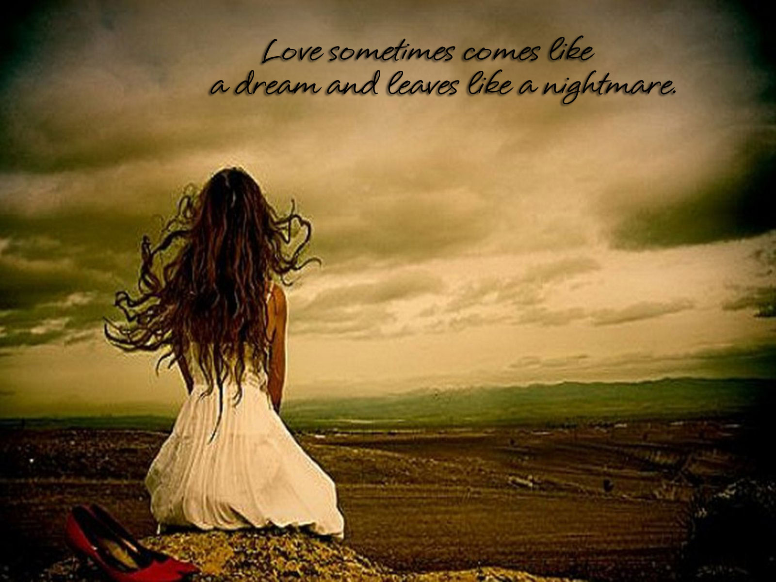 Sad Love Quotes Wallpapers Love Wallpapers With Quotes ...