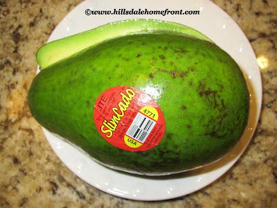 slimcado, avocado