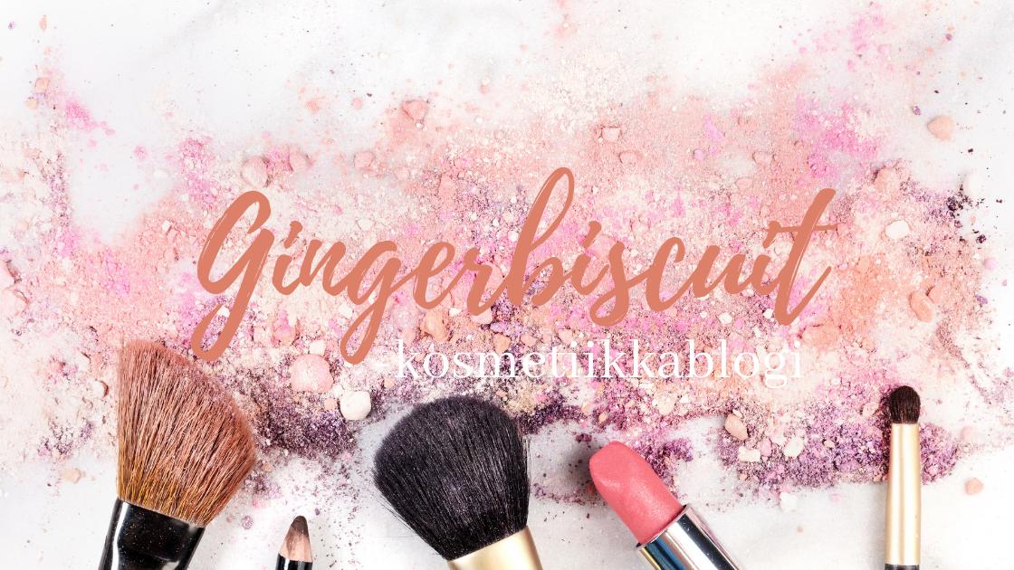 Gingerbiscuit-kauneusblogi