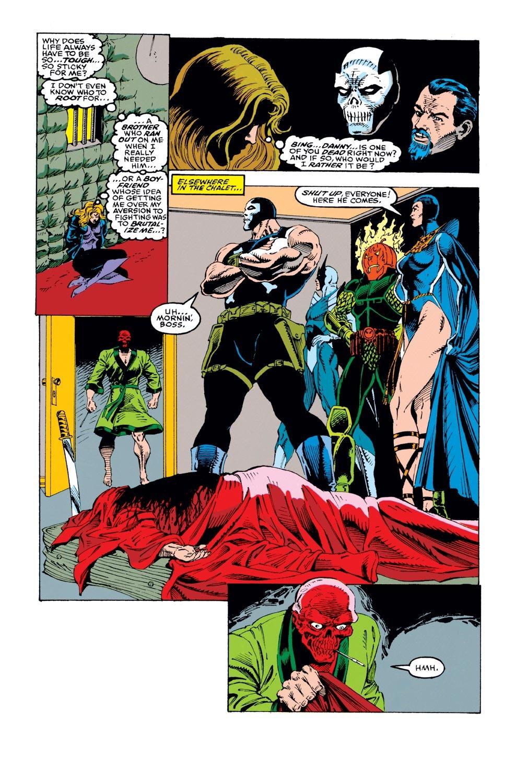 Captain America (1968) Issue #409 #358 - English 6