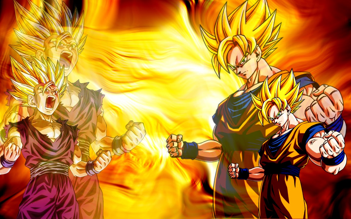 Descargar serie dragon ball z completa 291 291 hd for Chambre dragon ball z