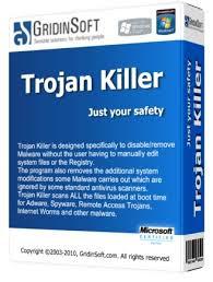 تحميل برنامج ازالة الفيروسات Trojan Killer 2013