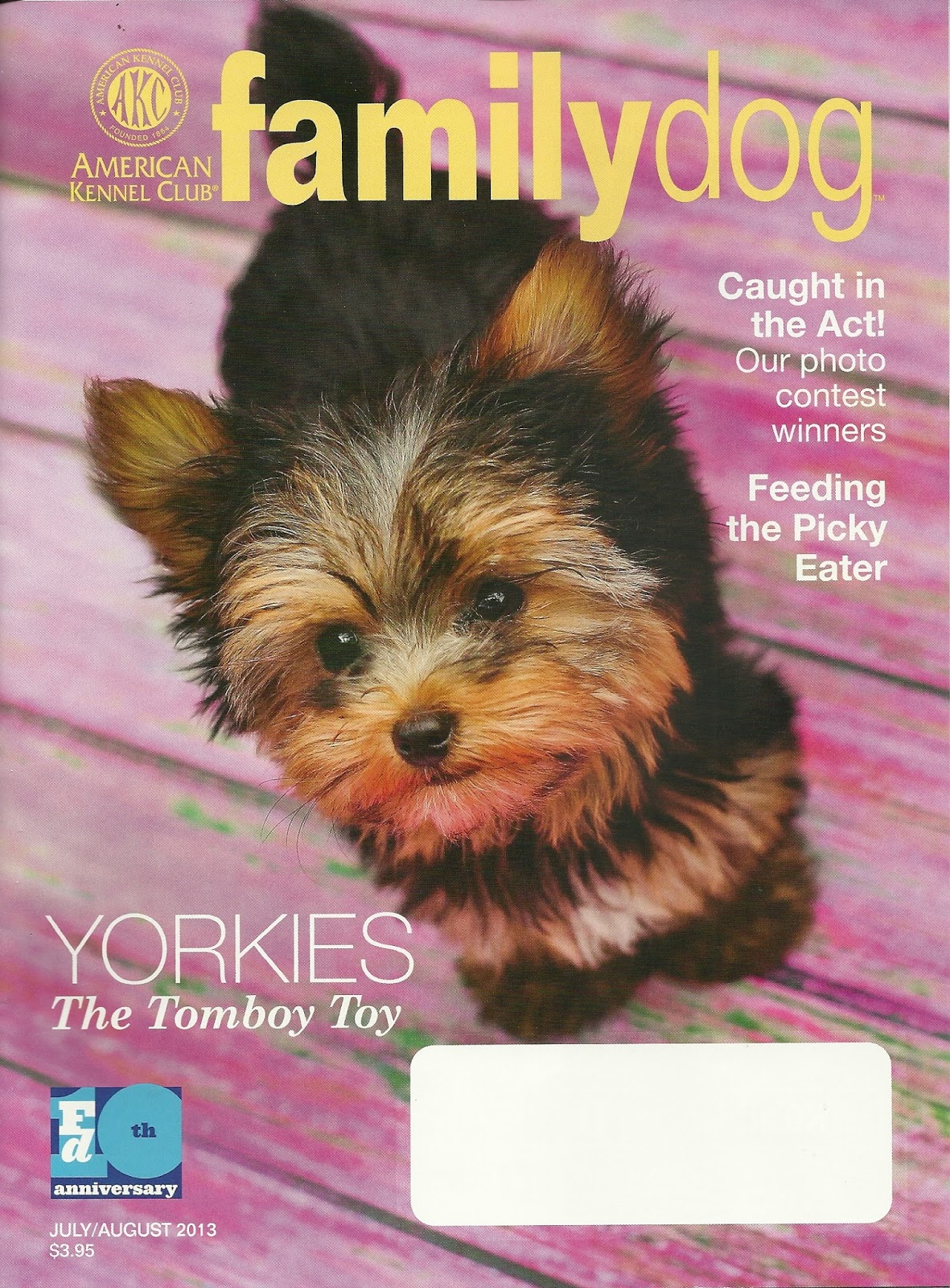 To you family dog magazine features animal blueprint companys dog art family dog magazine features animal blueprint companys dog art malvernweather Image collections