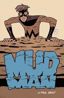 MUD MAN # 01