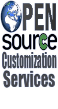 Open Source Customization Services | Open Source Web Development India