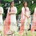 Nisha Agarwal's Collar Salwar Kameez