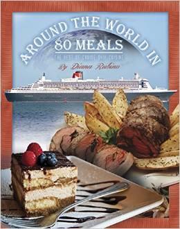 AROUND THE WORLD IN 80 MEALS Cookbook
