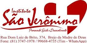 Siga o Instituto São Jerônimo no Facebook
