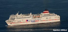 TURKISH FLOATING EXHIBITION - Promoção da Turquia num super ferry