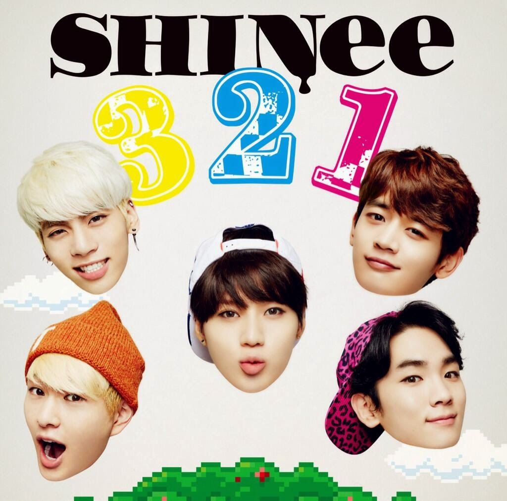 The SHINee Blog: SHINee COMPLETE ALBUM And SONG LIST