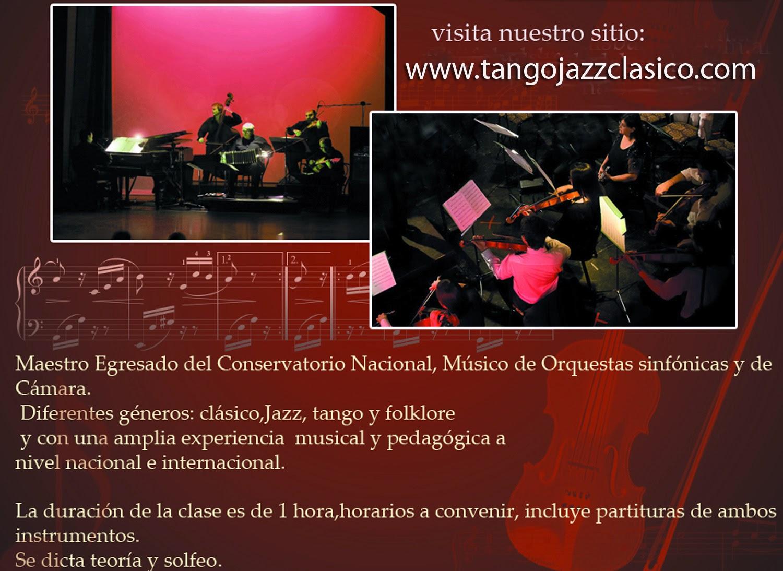 tango-jazz-clásico