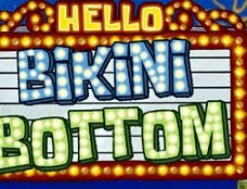 Hello bikini bottom nickelodeon games