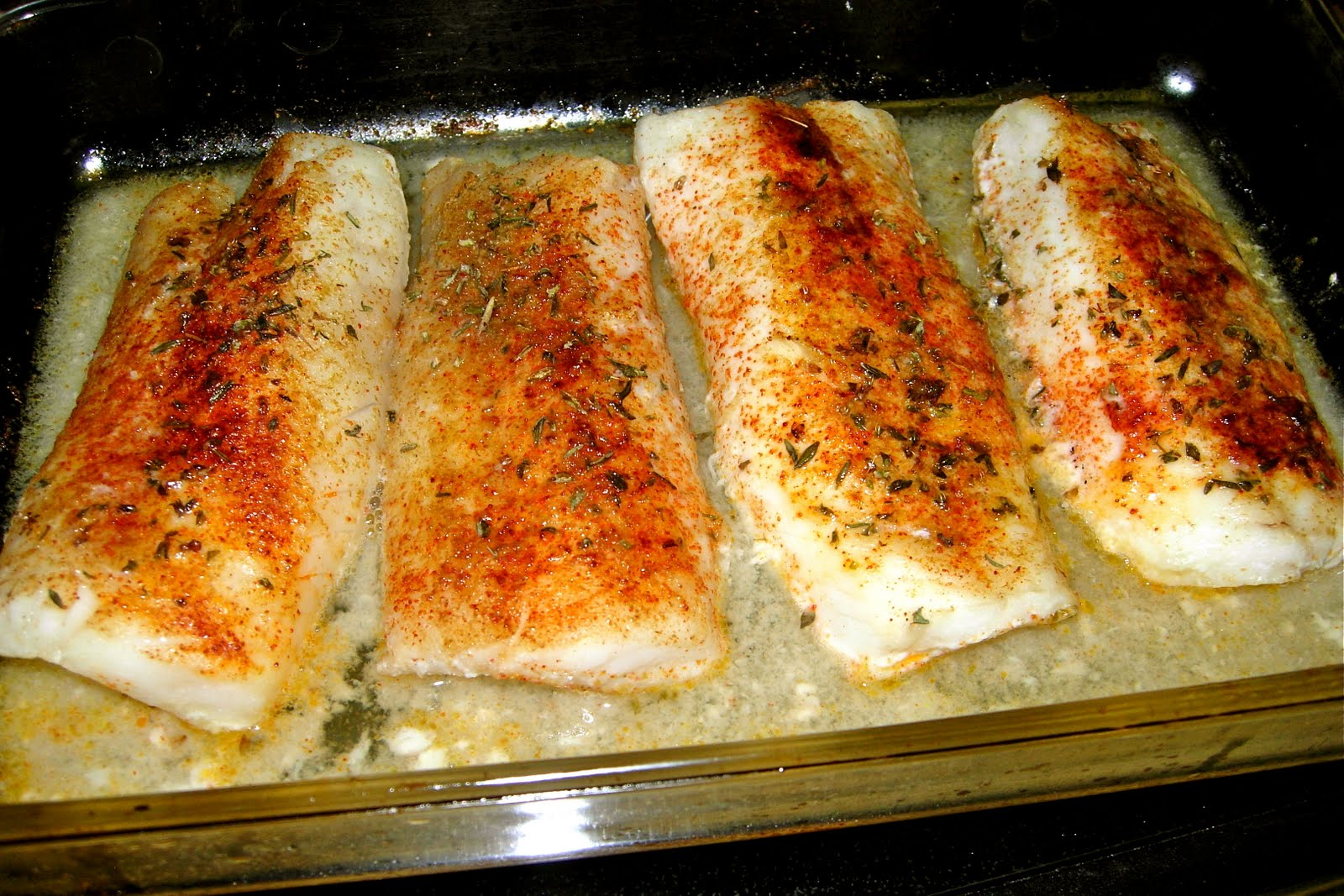 Cfscc presents eat this simple baked cod for Baked cod fish recipes