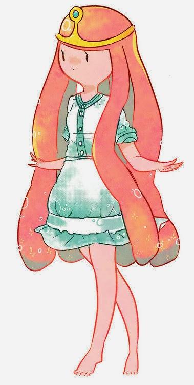 imagen princesa chicle
