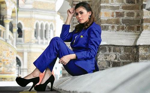 Erin Malek Perkahwinan penamat kontroversi