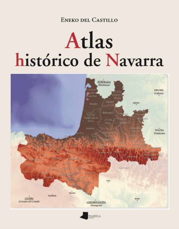 LIBRO: ATLAS HISTÓRICO DE NAVARRA