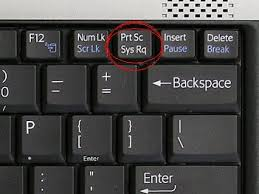 How To Use The PrtSc Key On Your Laptop To Capture Things