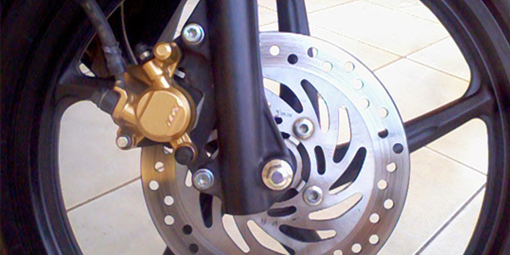Tips To Clean The Caliper Disc Brakes