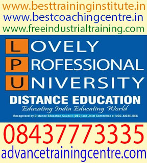 LPU Distance Education (MBA,MA,BCA,BA,BBA,BSc,MSc) in Chandigarh Mohali