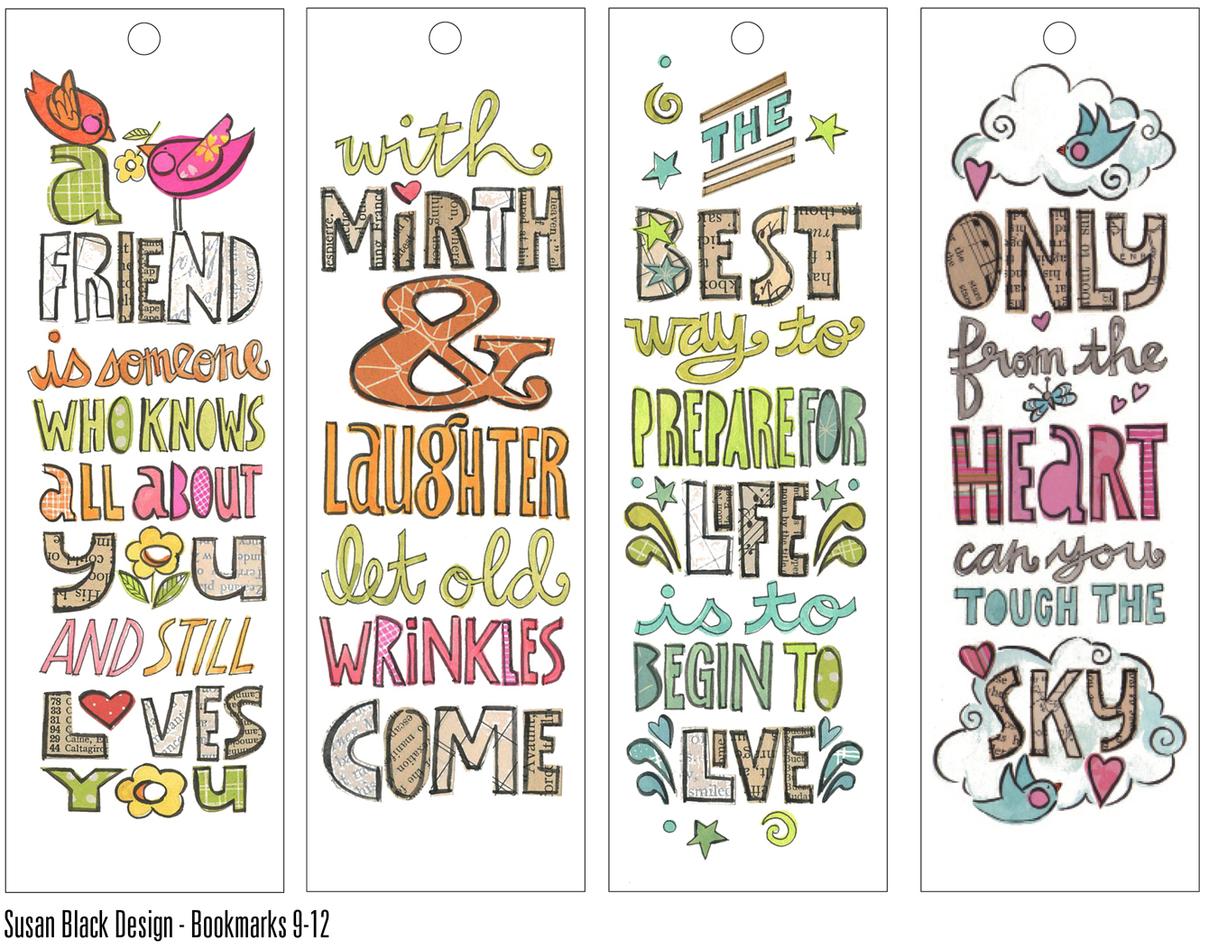 16 Fresh Designs For Bookmarks Tierra Este 72320