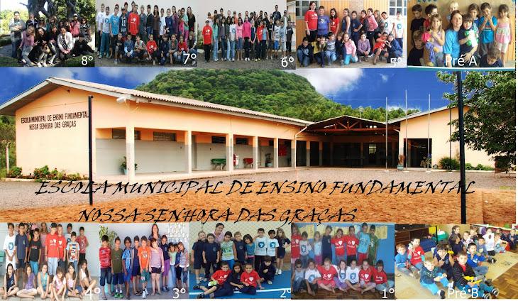 Sejam bem vindos ao blog da nossa Escola!