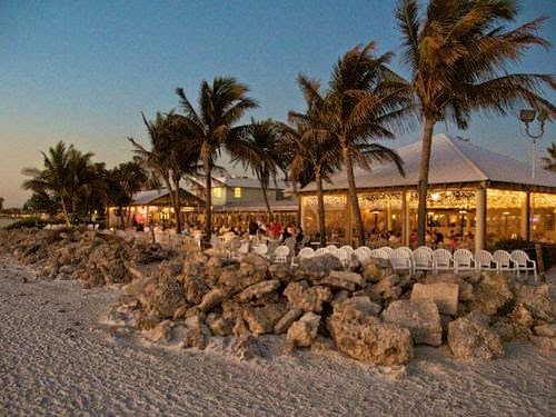 The beachhouse restaurant is located on the south end of anna maria island just west of the quaint and historic cortez fishing village in bradenton beach