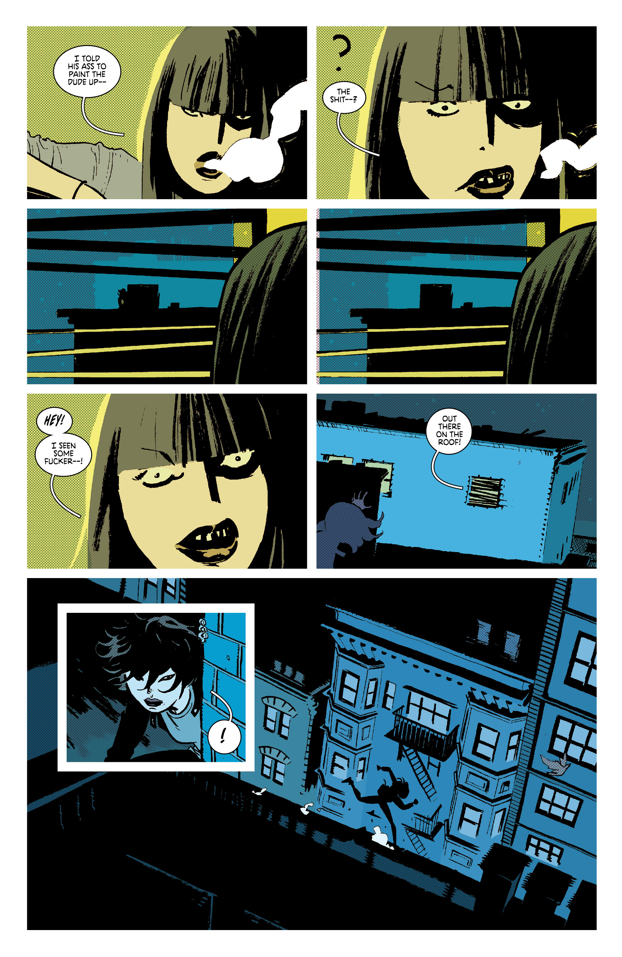 Read online Deadly Class comic -  Issue #7 - 24