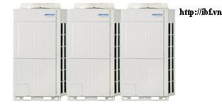 Công ty IBF cung cấp và lắp đặt điều hòa trung tâm Fujitsu