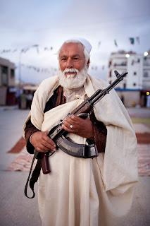 Kata Terakhir Umar Mukhtar , Sang Mujahidin