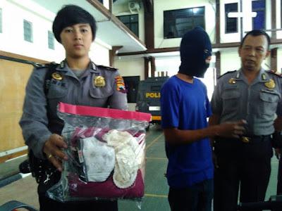 Cekoki Miras dan Setubuhi Anak di Bawah Umur AN Ditangkap Polisi