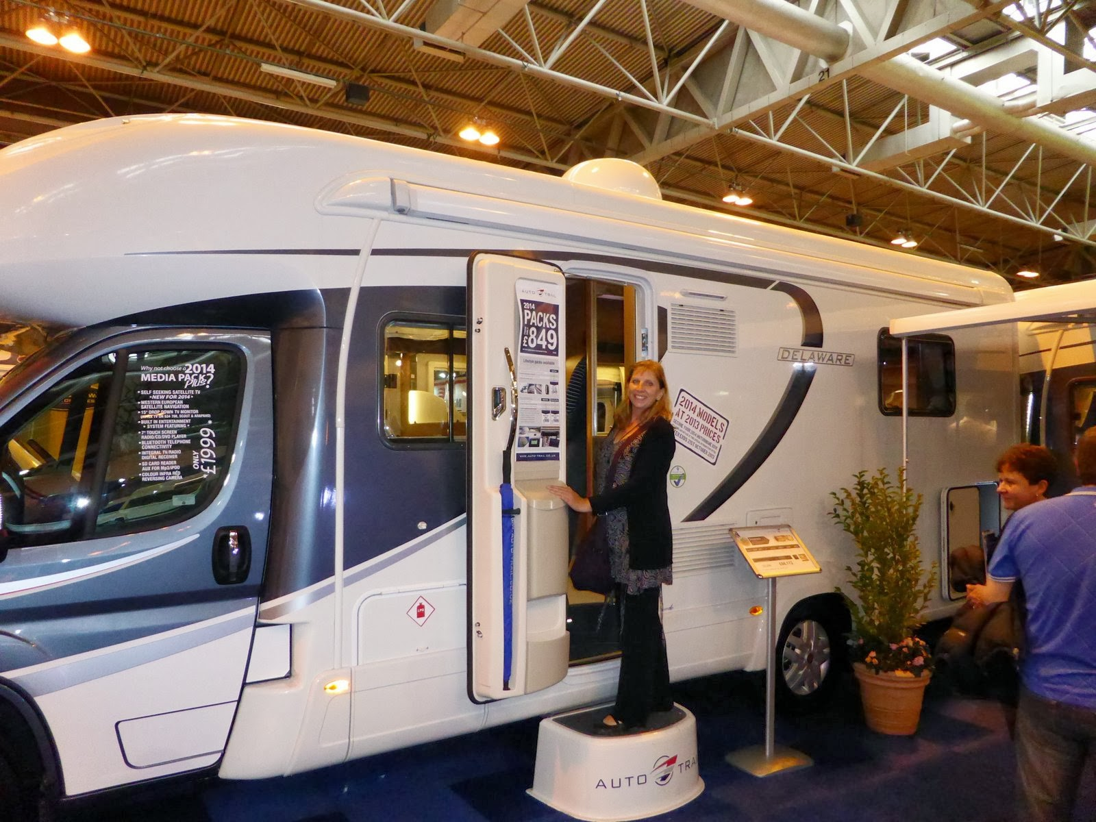 Beautiful Motorhome  Watch Our NEC Show Special On Practical Motorhome
