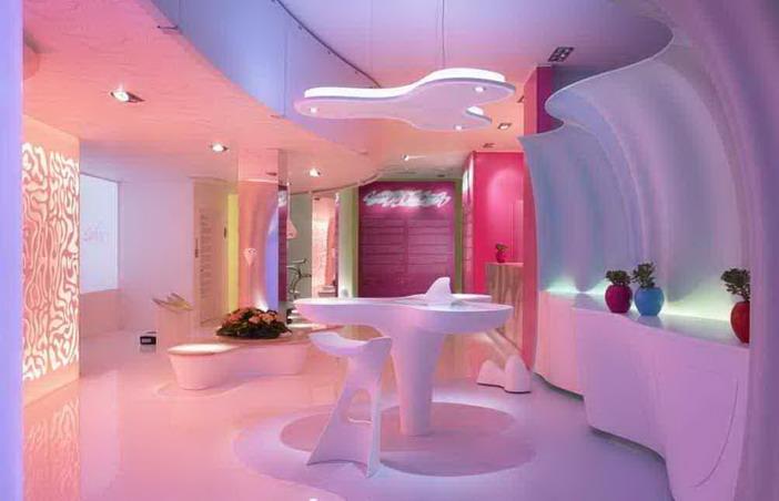 home interior design and interior nuance pink to your house rh interiornuance blogspot com pink interior home designing pink interior home designing