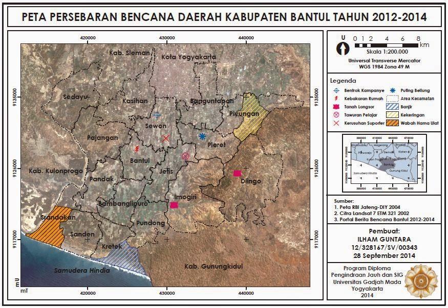 Pemetaan Bencana www.guntara.com